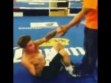 tengooseboxing_gym: Love my job Thank you @elieseckbach
