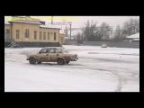 Пародия на Top Gear-Дрифт на ВАЗ 2106