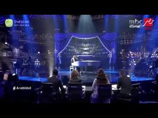 حسين الجسمي - فقدتك & والله ما يسوى _ 2014 Arab Idol