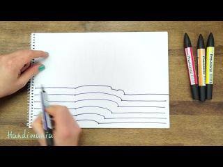 3d рисунки своими руками