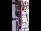 прикол трамвай в центре города с толкача заводят!!!!! Ужас дожились.....