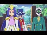 Джокер Кайто 7 серия / Kaitou Joker / Призрачный вор Джокер / Мистический Джокер (Русская озвучка)