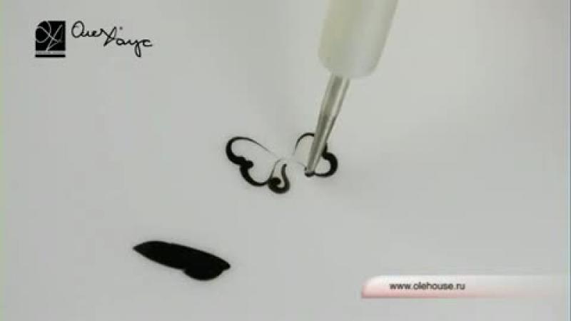 Дотс для дизайна ногтей что это