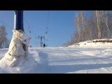 Прыжок веры 4.PS:первый раз на горных лыжах)